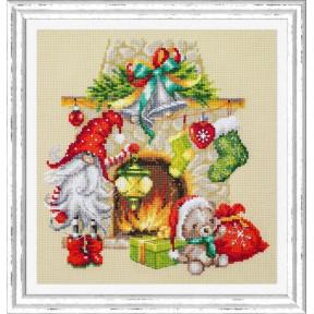Набор для вышивки крестом Чудесная игла В ожидании Рождества 100-251