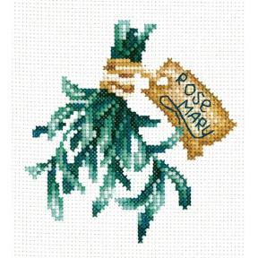 Набор для вышивки Сделай Своими Руками Пряные травы. Розмарин П-51