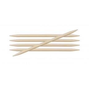 Спицы носочные 3.75 мм - 20 см Bamboo KnitPro 22138