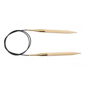 Спицы круговые 5.00 мм - 40 см Bamboo KnitPro 22209