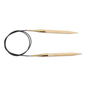 Спицы круговые 6.00 мм - 40 см Bamboo KnitPro 22211