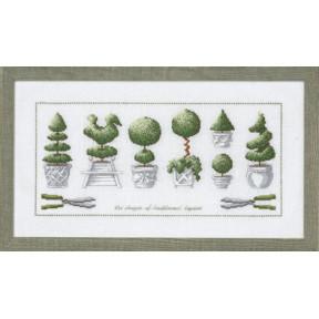 Набор для вышивания Permin (Trees) 70-8431