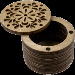 Шкатулка для рукоделия Волшебная страна FLZB(N)-012