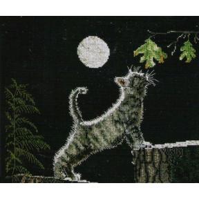 Набор для вышивания Bucilla 45187 Max's Moon фото