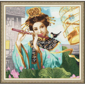 Набор для вышивки Золотое Руно Волшебная флейта 00-005