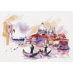Набор для вышивки крестом Panna Путешествие по Венеции ГМ-7184