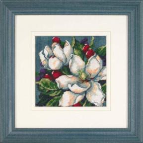 Набор для вышивания гобелен Dimensions Magnolias 07217
