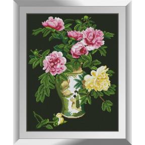 Набор алмазной живописи Dream Art Китайская ваза 31488D