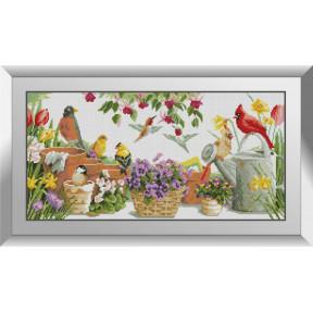 Набор алмазной живописи Dream Art Птичье царство 31492D