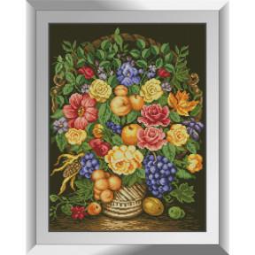 Набор алмазной живописи Dream Art Осенний аромат 31494D