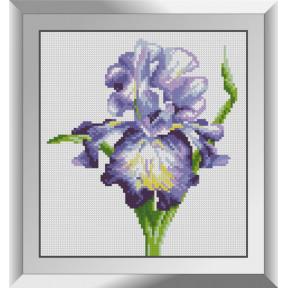 Набор алмазной живописи Dream Art Нежный ирис 31520D