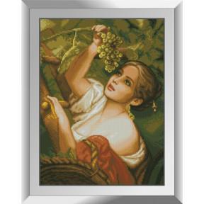 Набор алмазной живописи Dream Art За виноградом 31530D фото