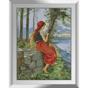 Набор алмазной живописи Dream Art Музыкальное настроение 31534D