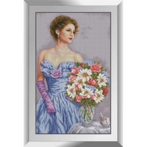 Набор алмазной живописи Dream Art Приглашение к чаю 31536D фото