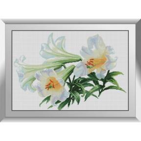 Набор алмазной живописи Dream Art Цветение лилий 31537D