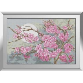 Набор алмазной живописи Dream Art Ветка сакуры 31542D
