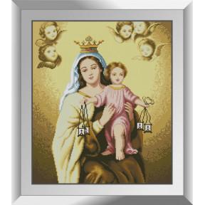 Набор алмазной живописи Dream Art Святая Кармен 31543D фото