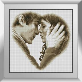 Набор алмазной живописи Dream Art Джек и Лорен 31557D фото