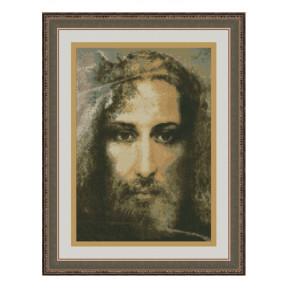 """Набор для вышивки крестом Dantel """"Туринская Плащаница"""" 137 фото"""