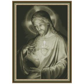"""Набор для вышивки крестом Dantel """"Спаситель"""" 139 фото"""