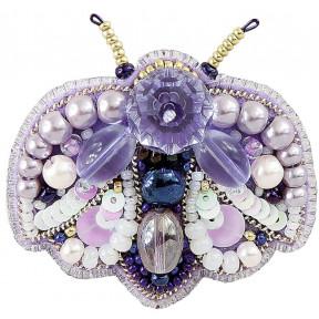 """Набор для изготовления броши Crystal Art  """"Жук"""" БП-270"""