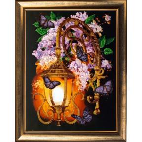 Набор для вышивания бисером Butterfly Сиреневый фонарь 128Б