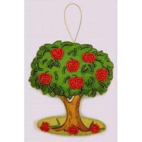 Набор для вышивания бисером Butterfly Молодильное дерево F 149