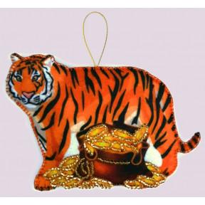 Набор для вышивания бисером Butterfly Тигр F 152