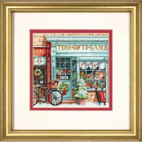Набор для вышивания Dimensions 70-08900 Toy Shoppe