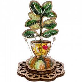 Набор для вышивания бисером по дереву Волшебная страна FLK-286