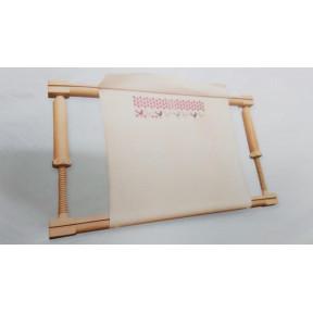 Пяльцы-рамка Nurge 250-1 пяльцы-рама регулируемая 450мм х 300мм