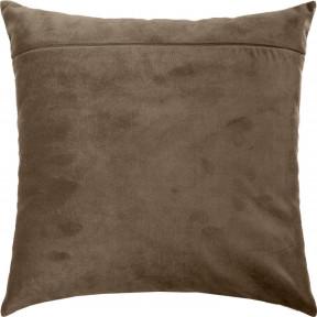 Обратная сторона наволочки для подушки Чарівниця Rакао