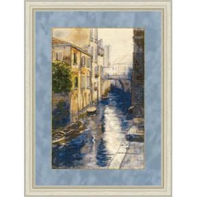 Набор для вышивки Золотое Руно Рассвет в Венеции ГМ-044 фото