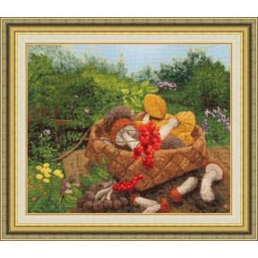 Набор для вышивки Золотое Руно Лесные дары СМ-032 фото
