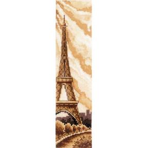 Набор для вышивки Сделай Своими Руками Закладки. Париж З-52