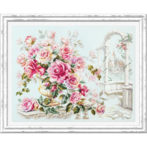Набор для вышивки крестом Чудесная игла Розы для герцогини