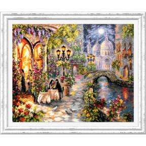 Набор для вышивки крестом Чудесная игла Ночное рандеву 110-081