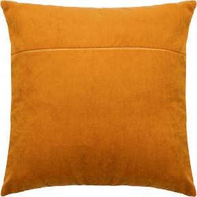 Обратная сторона наволочки для подушки Чарівниця Апельсин