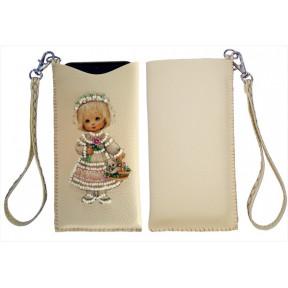 Набор для вышивания бисером Butterfly Чехол для телефона