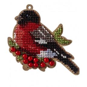Набор для вышивания бисером по дереву Волшебная страна FLK-324