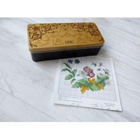 Декоративная Жестяная Подарочная коробка DMC U1947L фото