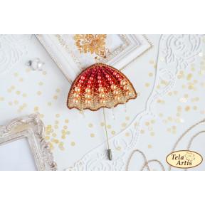 """Набор для вышивания бисером Tela Artis """"Солнечный зонт"""" Б-106"""