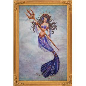 """Схема для вышивания BELLA FILIPINA """"Heiress of Atlantis"""" BF012"""