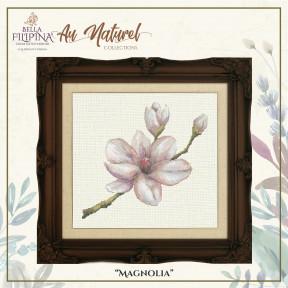 """Схема для вышивания BELLA FILIPINA """"Magnolia"""" BF021 фото"""