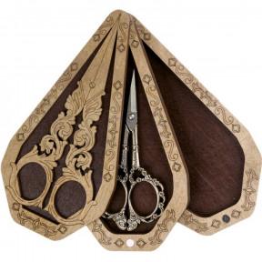 Шкатулка для рукоделия Волшебная страна FLZB(N)-018 фото