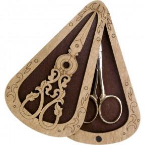 Шкатулка для рукоделия Волшебная страна FLZB(N)-022