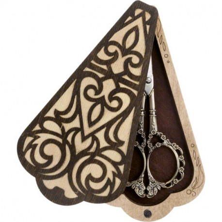 Шкатулка для рукоделия Волшебная страна FLZB(N)-026