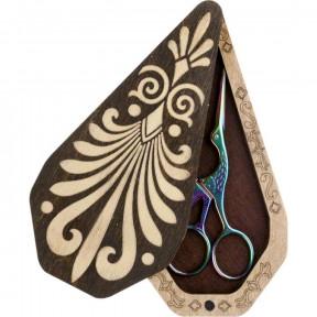 Шкатулка для рукоделия Волшебная страна FLZB(N)-027