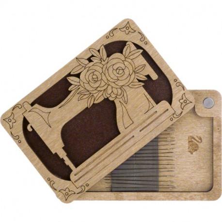 Шкатулка для рукоделия Волшебная страна FLZB(N)-028