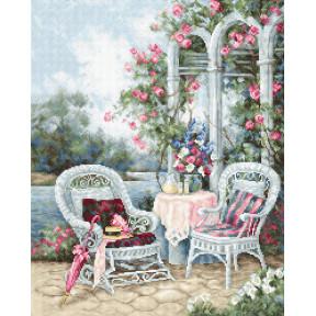 Викторианские воспоминания Набор для вышивания Luca-S B2378